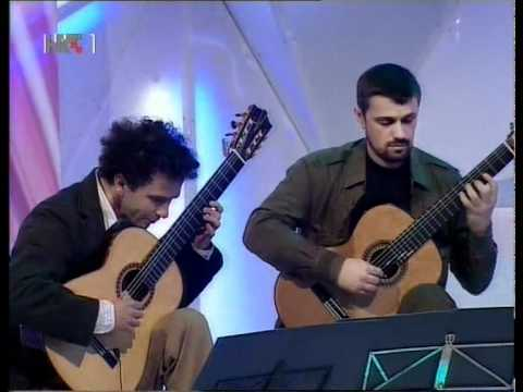 Zagreb Guitar Quartet: Scott Joplin - Ragtime Dance