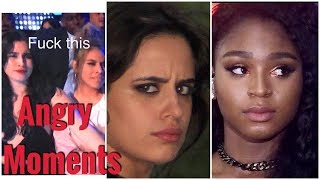 FIFTH HARMONY/CAMILA CABELLO GETTING ANGRY