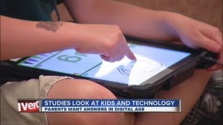New technology causes concern about effect on childhood development