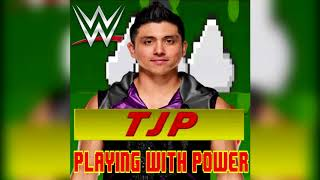 WWE: Playing With Power (TJP) + AE (Arena Effect)