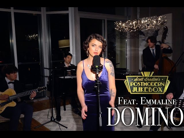 Domino - Jessie J (Billie Holiday Style Cover) ft. Emmaline