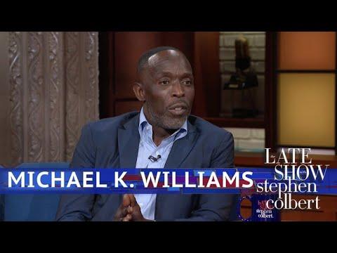 Michael K. Williams ed Anthony Bourdain 'The Hood' Brooklyn