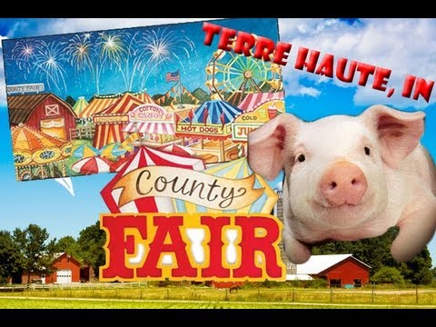 Vigo County Fair in Terre Haute, Indiana