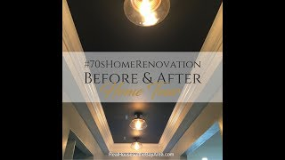 70s Home Renovation Before and After Home Tour | Real Houses of the Bay Area