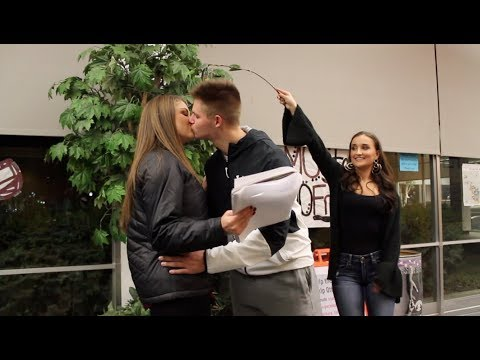 MISTLETOE PRANKS AT MISSOURI STATE UNIVERSITY