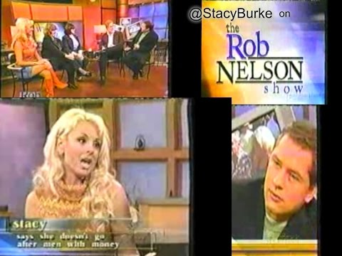 Stacy Burke on The Rob Nelson