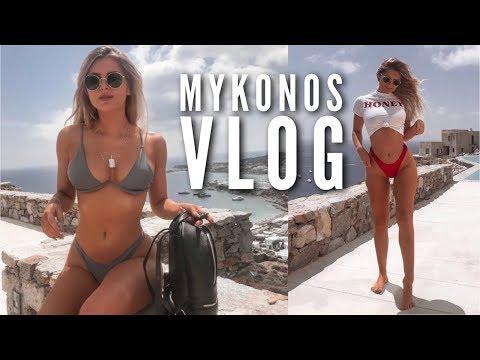 Mykonos Blogging Trip Vlog | Fashion Influx. http://bit.ly/2wu7b9S