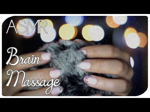 ASMR ✨ Pure Brain Massage Fluffy Mic (NO Talking) Triggers for Sleep & Relaxation