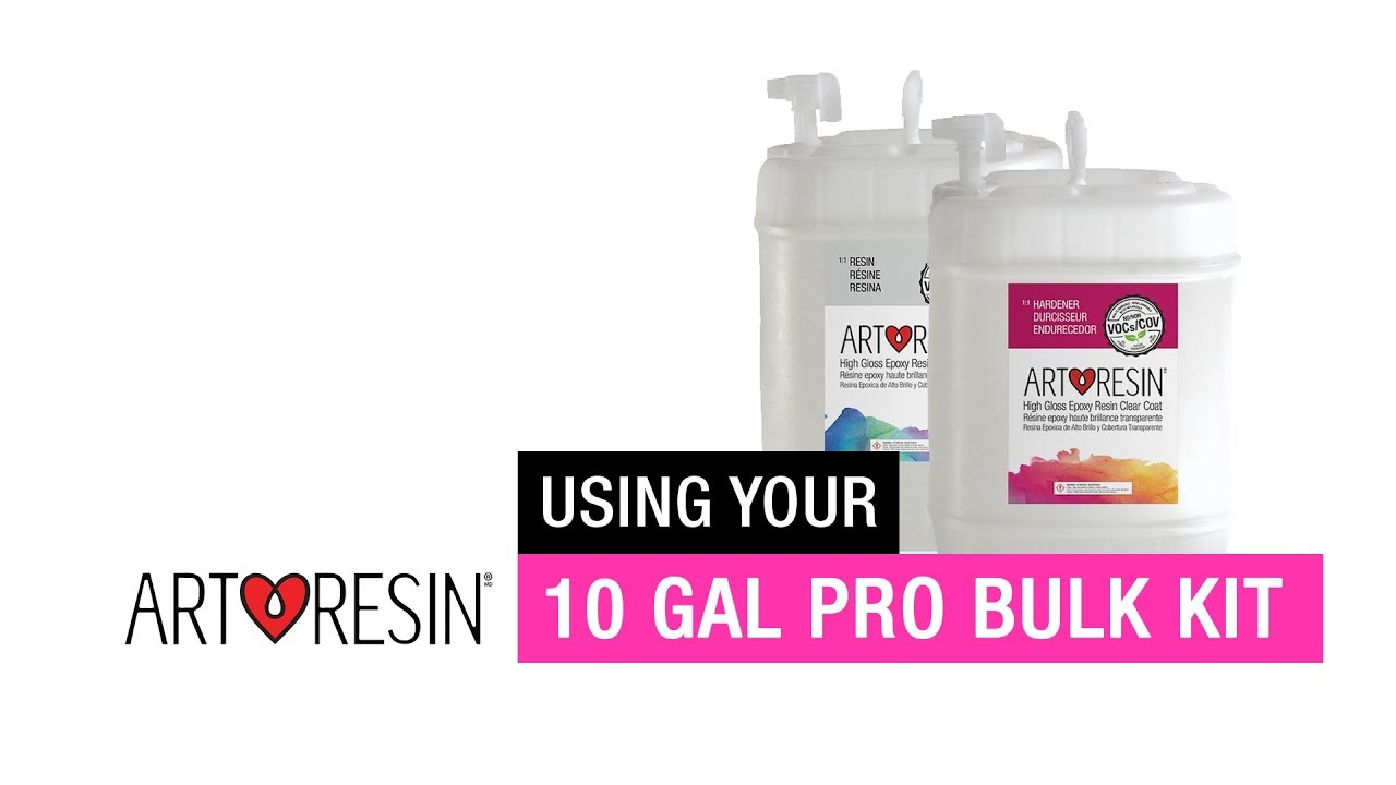 How To Buy Bulk Epoxy Resin – ArtResin