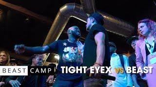 Tight Eyex vs Beast [KRUMP] // .stance // Beast Camp USA Championship