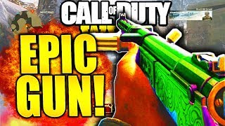 "THIS GUN STILL MELTS! EPIC TYPE 100 EMPIRE CALL OF DUTY WW2 BEST GUNS IN COD WW2 ""TYPE 100 EMPIRE"""