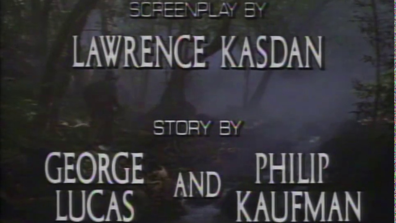 Opening to Raiders of the Lost Ark 1984 CLV LaserDisc