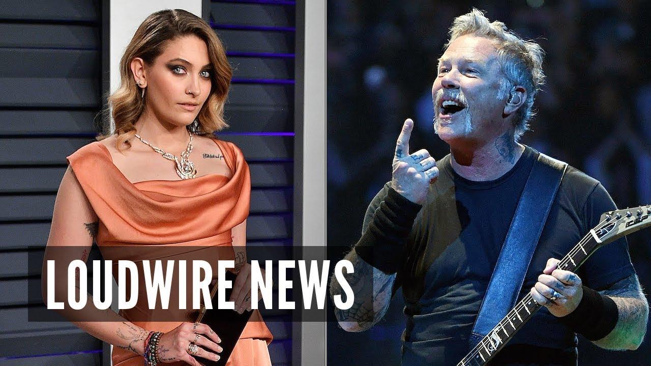 Michael Jackson S Daughter Paris Skipped Prom To See Metallica