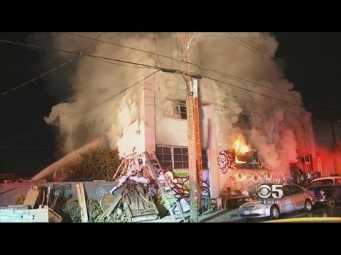 Team Coverage: Timeline Of Deadly Oakland Warehouse Fire
