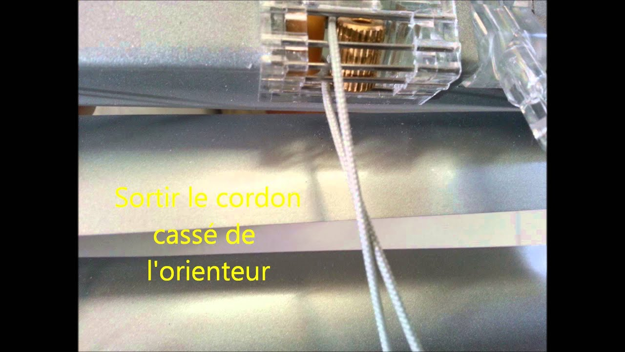 Cordon Store Venitien Video Youtube