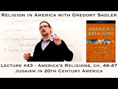 Bridging the Gaps: Islam, Judaism and Christianity (1 of 3)