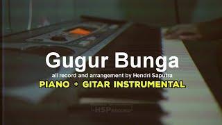 ismail-marzuki---gugur-bunga-instrumental-piano-gitar-menyentuh-hati