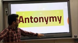 Semantics - Lexical Relationships (Linguistics / Dilbilim 85)
