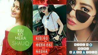 Girl Attitude Whatsapp Status Full Screen | Full Screen Girls Whatsapp Status |