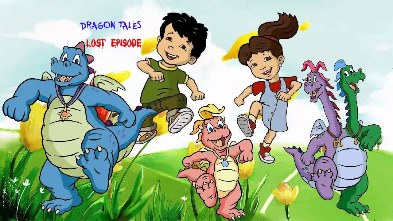 Image result for dragon tales