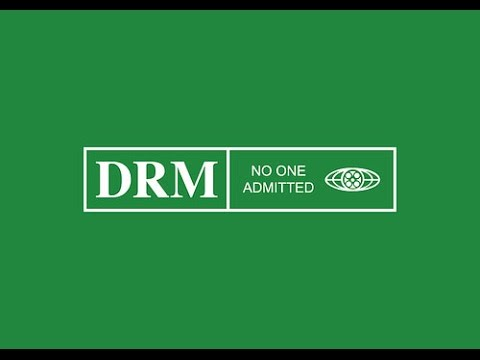 DRM-FREE IS A GOOD THING