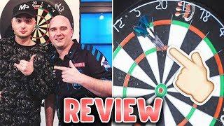 Review: Ich teste die Rob Cross Darts !! (+Verlosung)