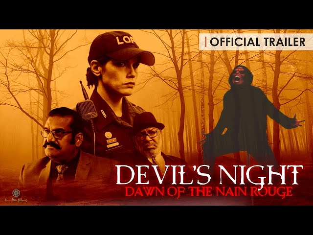 Devil's Night: Dawn of the Nain Rouge - Trailer #2 - 2020