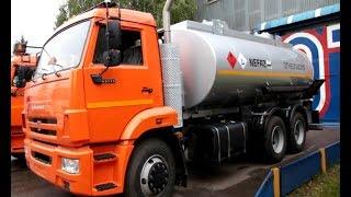 Техника Нефтекамского автозавода будет представлена на международной выставке в Москве