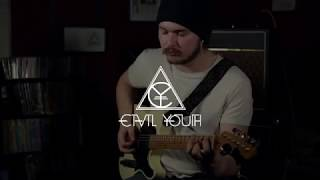 Civil Youth - Let You In (feat. Bradley Walden of Emarosa) [Guitar Playthrough]