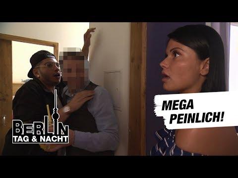 Berlin - Tag & Nacht - WTF! Rick knutscht mit Mandys Vater! #1522 - RTL II