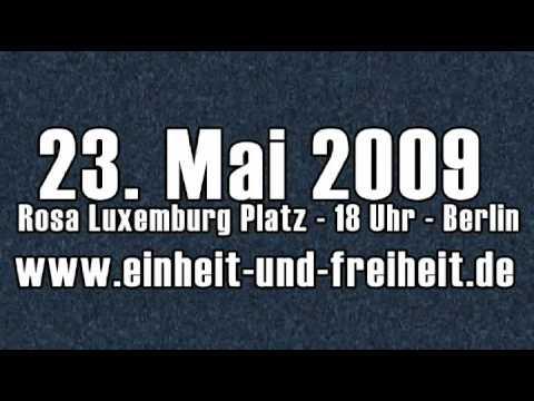 ...Ums Ganze TV Folge 4 - 23.05.2009 Antinationale Demo in Berlin