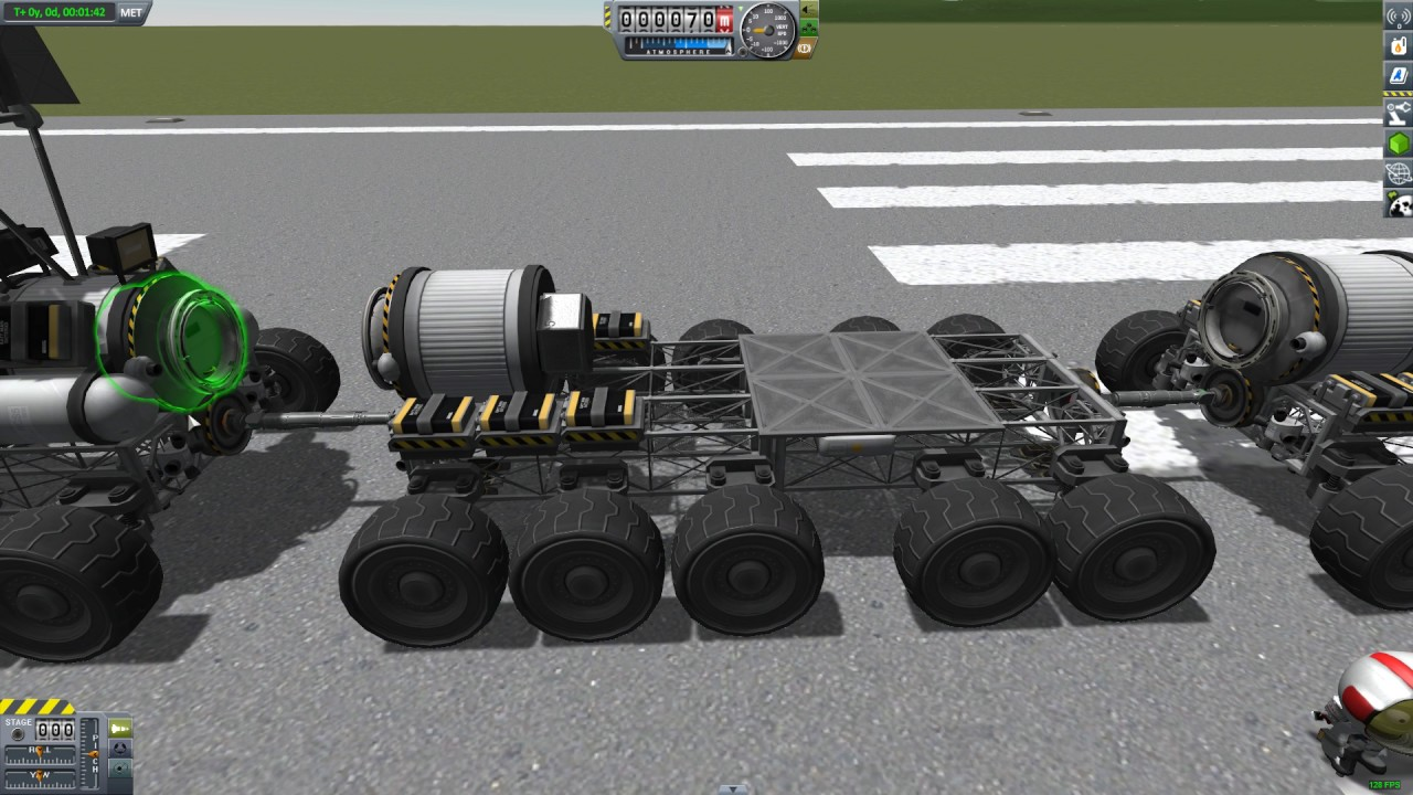 Kerbal Attachment System (KAS) - Mods - Kerbal Space Program