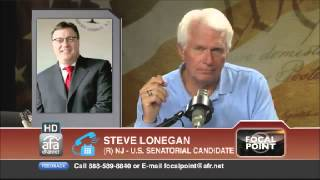 Steve Lonegan on his run for the New Jersey Senate seat