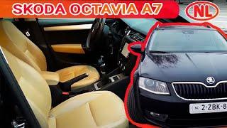 Авто из Европы 2019:Skoda Octavia А7 Elegance GREENLINЕ 81kw на полном фуле!!!