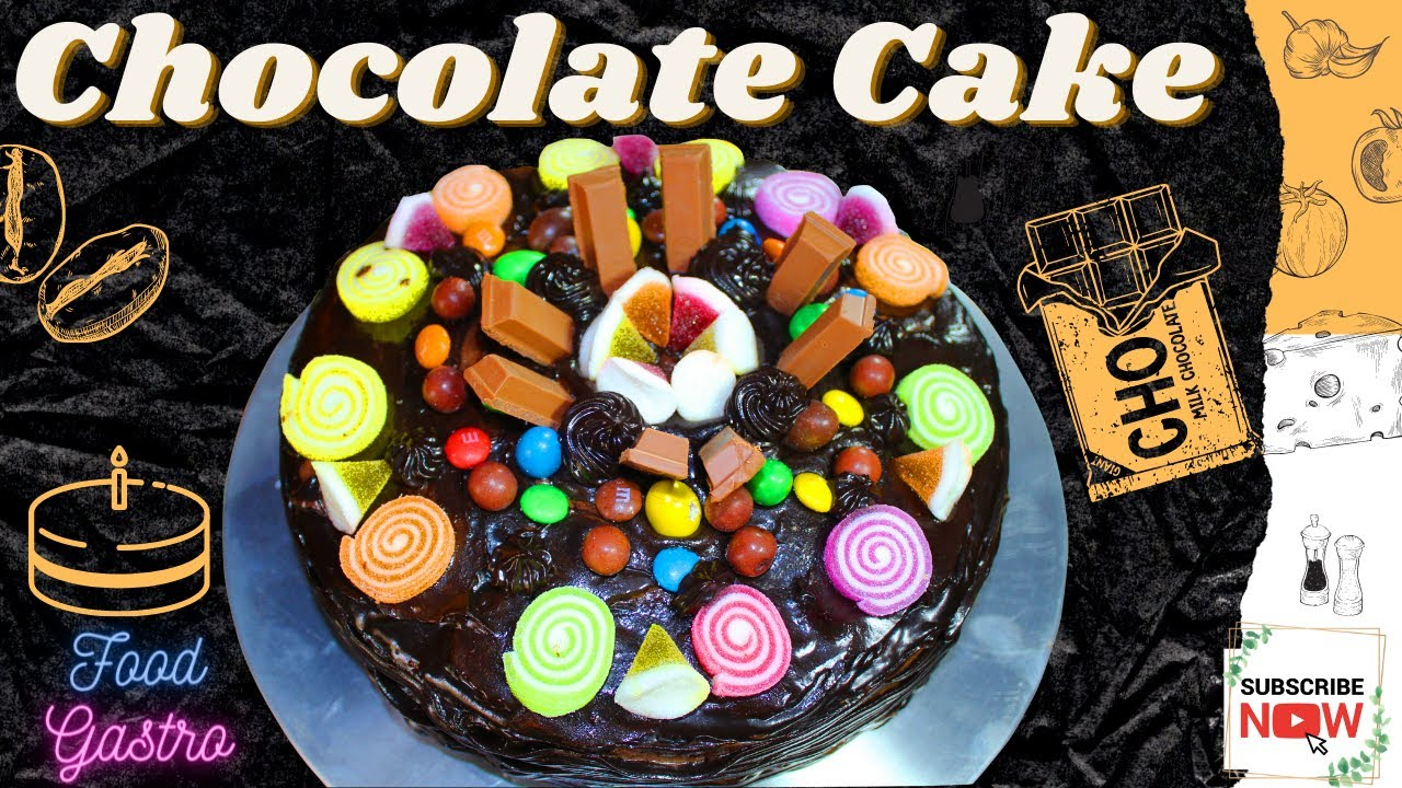 Chocolate Cake Recipe How To Make Chocolate Cake Valentine S Day Chocolate Cake Basic Cake Recipe Youtube