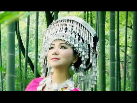 1080 HD 苗族歌曲 月亮落进山谷里 潘红琴 Yu Han - Suab Nkauj Hu Tau Lub Hli Tawm (MV) Hmoob Suav