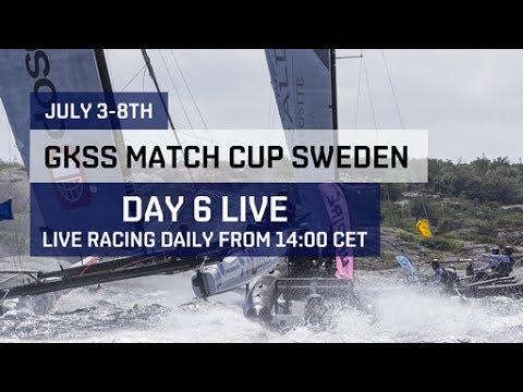 GKSS Match Cup Sweden 2017 - Day 6 LIVE