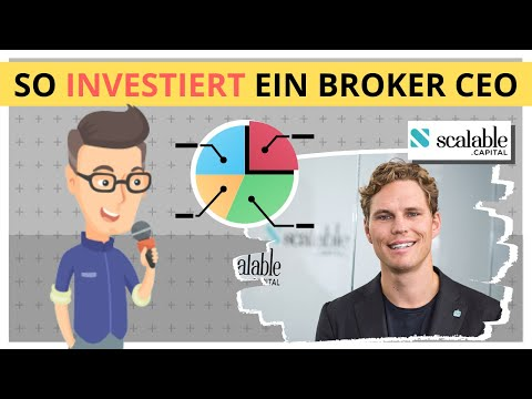Wie investiert der CEO von Scalable Capital? Seine Investment Strategie, Tipps & mehr   Teil 2