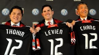 DC United Unveils New Owners