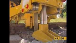 Robel 47.230 Hydraulic Track Lifting Machine