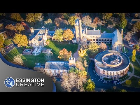 Bethany College Aerial Montage - Nov. 6, 2016