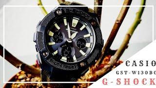 CASIO G-SHOCK  GST-W130BC SETTINGS MULTI BAND 6  2019  ETC.