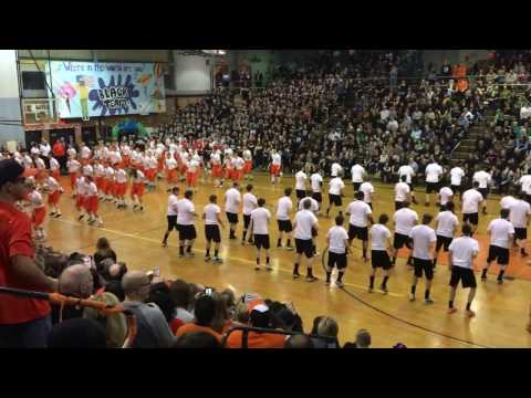 Pennsbury Sportsnite 2017 Boys Superbowl Dance