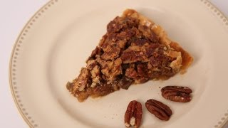 Homemade Pecan Pie Recipe - Laura Vitale - Laura In The Kitchen Episode 488