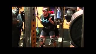 Jesse Anderson 815 Raw Squat