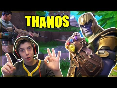 WOW (14k LIVE Viewers & 2 Wins) EPIC NIGHT / Infinity Gauntlet Thanos Mode