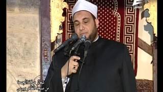 فيديو.. وزير الآثار يصلى الجمعة بمسجد الظاهر بيبرس بعد ترميمه