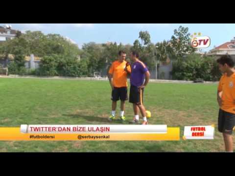 GSTV | Serbay Şenkal'ın Futbol Dersi Programının Bu haftaki Konusu Çalım