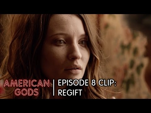 Episode 8 Clip: Regift | American Gods