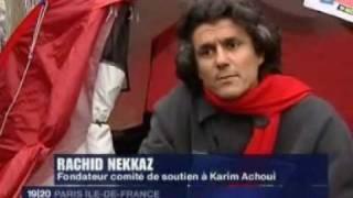 Comité de soutien à Maître Karim Achoui